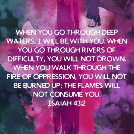 Isaiah 43-2