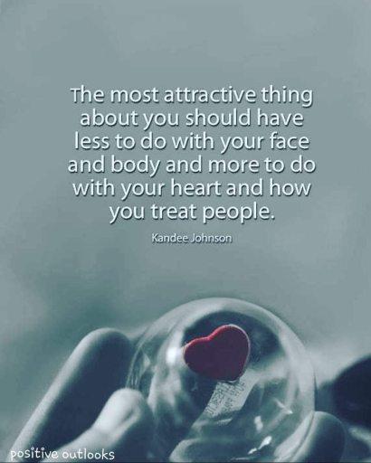 An Attractive Heart