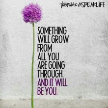 Something Will Grow